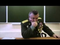 Встреча с участником 5 современных войн, полковником запаса ВДВ Н.С.Нечаевым